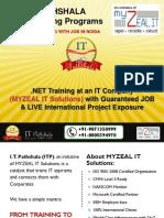 IT Pathshala DOT NET Training in Noida