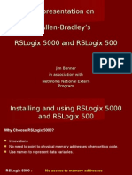 Installing and Using RSLogix 5000 and RSLogix 500