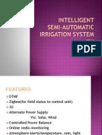 Advanced Irrigation System