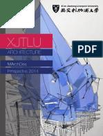 MArch Design, XJTLU Architecture