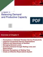 9-Balancing Demand and Productive Capacity