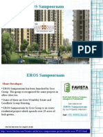 EROS Sampoornam Payment plan Call @ 09999536147 In Sector 2, Greater Noida