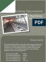 Coal Handling Operational