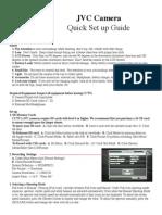 JVC Camera Quick Guide_0