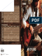 Catalog yamaha guitar