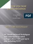 MV Switchboards