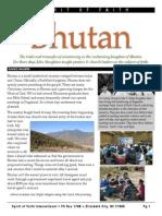 Newsletter from John & Zhepi in Nagaland