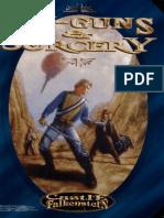 Castle Falkenstein Six-Guns & Sorcery
