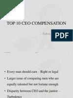 Top 10 Ceo Compensation