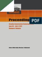 CC2012 Proceedings