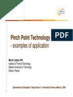 M Liszka Pinch Examples