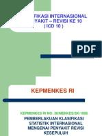 ICD 10(Kemenkes)
