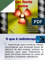 Teleterapia com fonte gama - I Física Médica - Unesp (2006)
