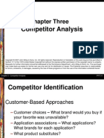 Competitor Analysis -2
