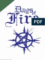 Demon - The Fallen - Days of Fire