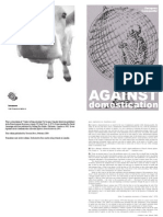 Jacques Cammatte - Against Domestication