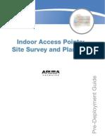 DIG Aruba Site Survey