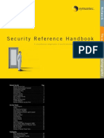 Security Reference Handbook