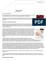 D-Ribose Life Extension