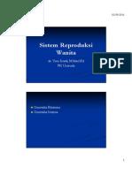 Microsoft PowerPoint - Sistem Reproduksi Wanita Pbl.ppt [Compatibility M