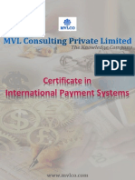 Certificate in International Payment Systems_course