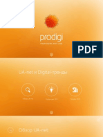 Uanet & Digital Trends 2013 Digest