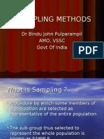 23050429 Sampling Method
