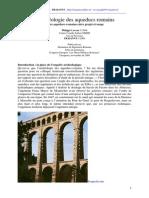 Archologie Des Aqueducs Romains