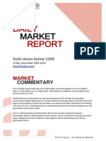 2013-12-20 daily market report