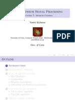 Speech coding systems