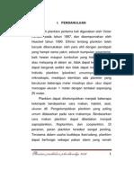 Modul Praktikum Planktonologi 2013
