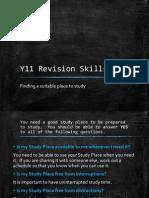 Y11 Revision Skills