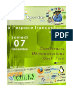 Open Day 2013 Tamatave