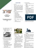 7. Leaflet Rumah Sehat