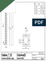Autodesk Robot Structural Analysis Professional 2014 - [Plano de ejecución]