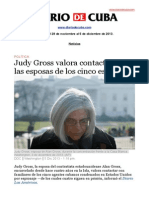 Boletín de Diario de Cuba | Del 28 de noviembre al 5 de diciembre de 2013
