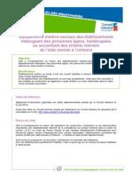 Social EtablissementsMedicoSociaux