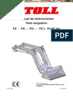 Manual Instrucciones Pala Cargadora