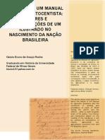 LEITURAS DE UM MANUAL  AGRÍCOLA OITOCENTISTA