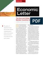 Economic Letter