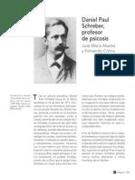 Daniel Paul Schreber, profesor de psicosis.pdf