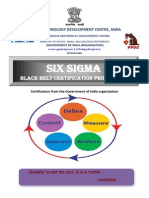 Six Sigma Black