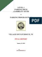 2012 Jan Parking Study