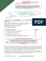 Aula 17 - Informtica - Aula 03 - Parte 01 - Windows 7