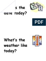 Whats the Date-weather Today