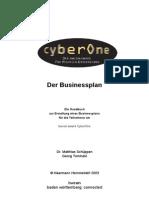 Business Plan Hand Buch