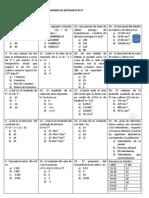 examen 8 basico