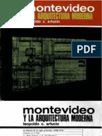 Montevideo y La Arquitectura Moderna