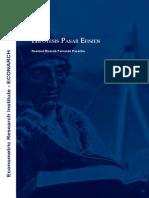 Discussion Paper 02 - Hipotesis Pasar Efisien