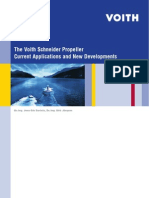 0077p003 the Voith Schneider Propeller - Current Applications and New Developments (Vsp)